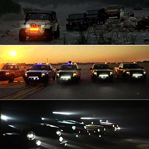 offroad vehicle lighting
