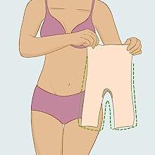 How to wear shapewear