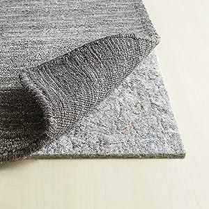 1/4 inch felt rug pad