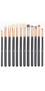 eye makeup brushes