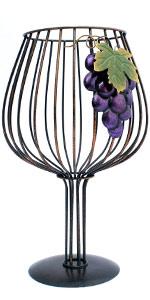 Thirteen Chefs Wine Glass Cork Holder