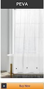 plastic shower liner