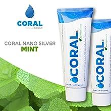 coral nano silver mint