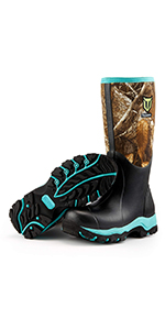 women hunting boots