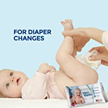 change diapers
