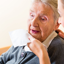 Incontinence Wipes and Senior care