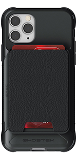 iPhone 11 Pro Max Wallet Case Leather Card Holder Magnetic for Magnet Car Vent Mounts Wireless Charg