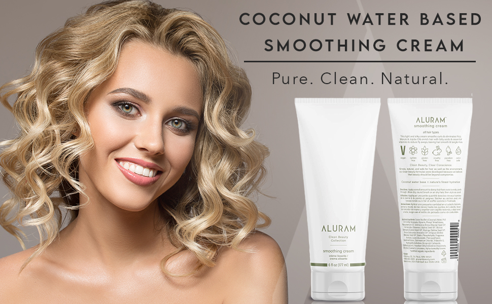 Soothing cream for Blow Drying & Curling