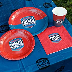 american ninja warrior accessories party supplies anw nbc merchandise official merch