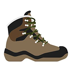 hiking boot laces, work boot laces