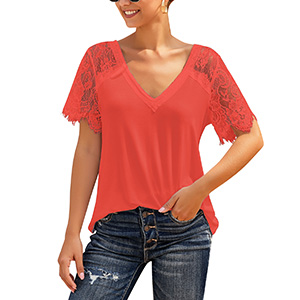casual blouse t shirts