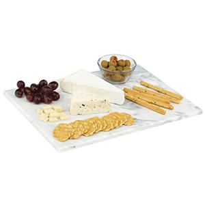 rectangular circle crackers kitchen fridge party hostess entertaining dinner brunch
