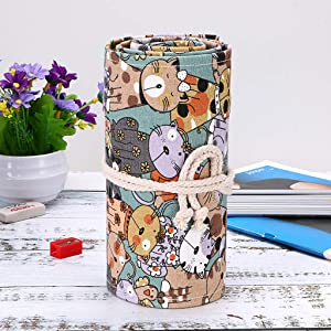 PENCIL ROLL UP WRAP