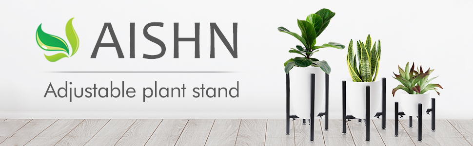 adjustable plants stand