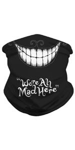 big smile mask