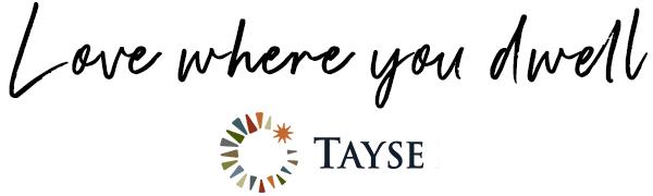 Tayse Rugs Tagline Header Banner