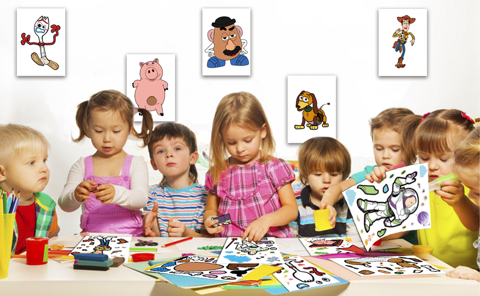 toy story stickers