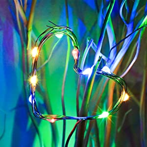 fairy lights string lights copper wire lights led string lights