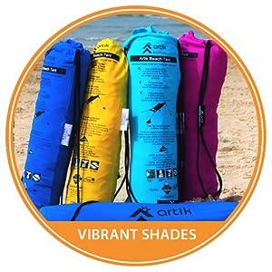 Vibrant Shades