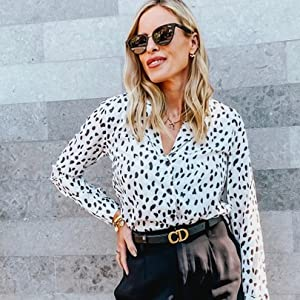 Perfect business casual top!