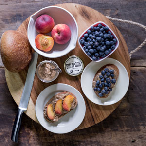 Nut Butter with Fresh Ingredients