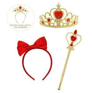Snow Princess Dress Jewelry Accessories Headband HG093-3