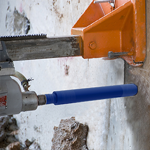 diamond core bit drill concrete inch bits hole saw masonry coring borer stone cure wet toolgal