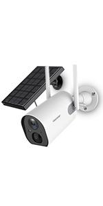 solar security camera