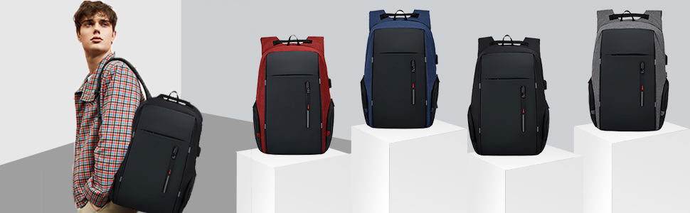 laptop backpack for men travel and school