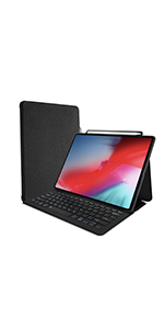 Folio Case with Keyboard for 2018 iPad Pro 11