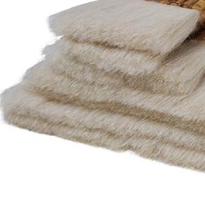 Sheep Hair Short Bamboo Handle Hake Brush
