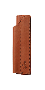 Pocket Single Pen Holder For Notebook Quiver