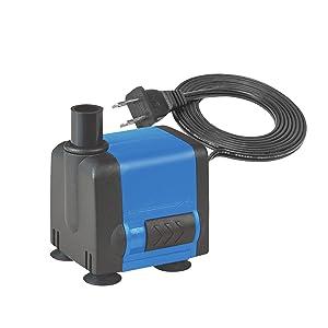 water pump, submersible, aquarium, fish tank