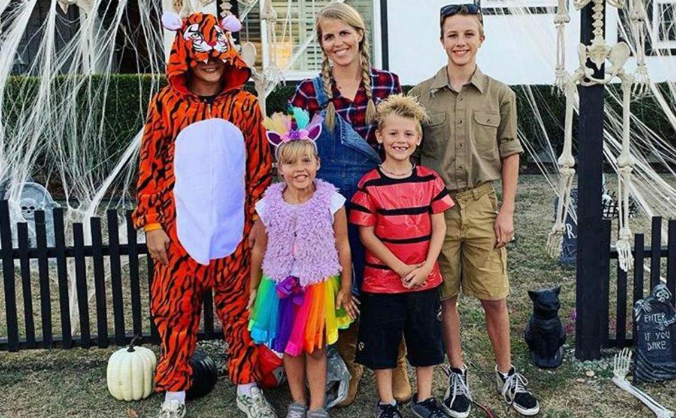 adult men women tiger fox onesie pajamas plus size halloween costumes christmas onsie pjs 2xl