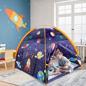 Rocket Ship Tent