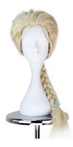 princess elsa costume wig braided