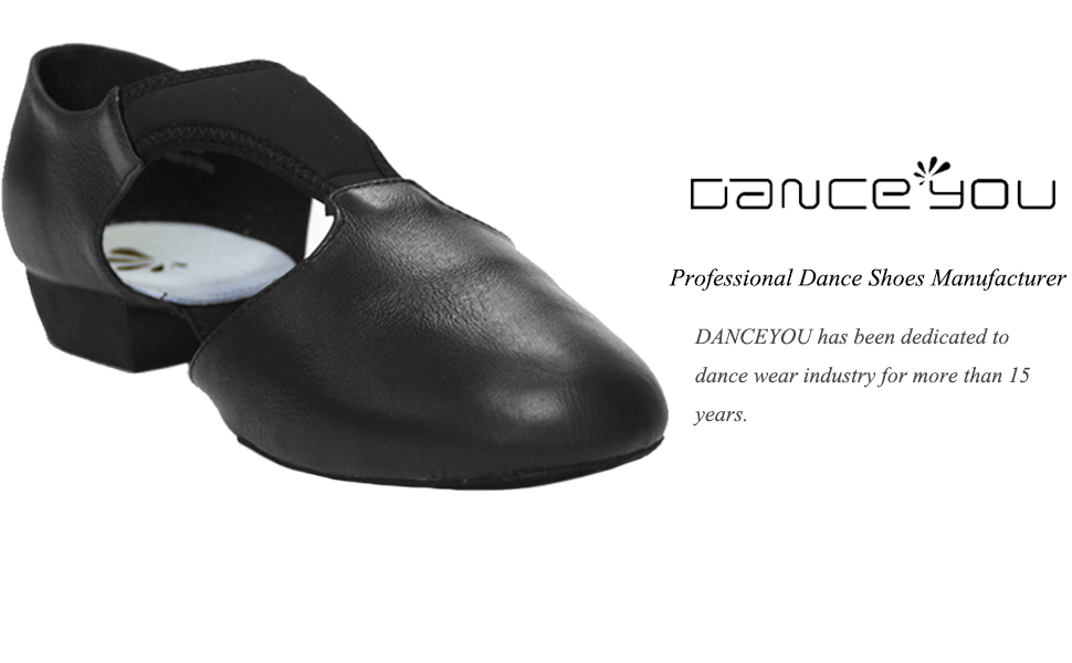 dance you jazz shoes