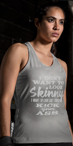 Sweat Activated Tank Grey
