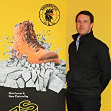 Australia work boots with rockrooster