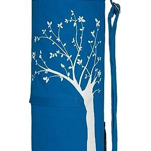 tree design yoga mat bag