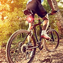apace vision guard g3x pro100 bike tail light rear bike light usb rechargeable