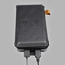 Kyng solar charger power bank