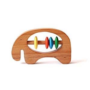 shumee rattle wooden toys toys for babies