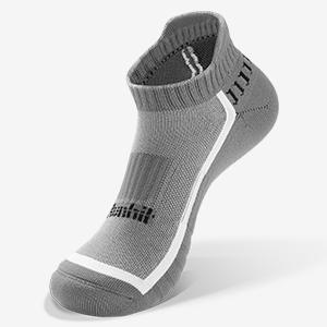 black cycling socks men  women