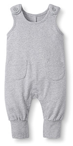 Hanna Andersson Baby/Toddler Cotton One-Piece Romper