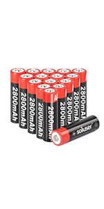 batteries rechargeable aa