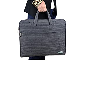 MOSISO Laptop Bag for Women, 15.6 Inch Laptop Tote Bag