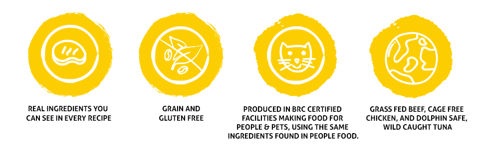recipe grain and gluten free BRC certified facilities people cage free