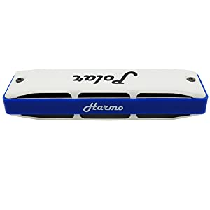 Harmo Polar Paddy Richter harmonica. Harmonica for fiddle, violin, uillean pipes, flute melodies