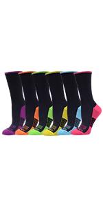 womens athletic crew socks